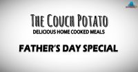 Father's Day Special @ The Couch Potato
