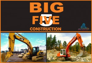 Big Five Construction Kimberley