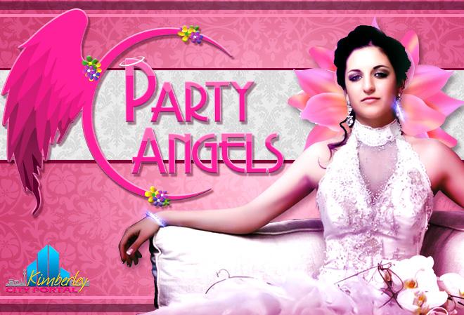 Party Angels in Kimberley - Décor Hiring, Event coordination, Wedding Planning, Flower arrangements