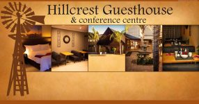 Hillcrest Guesthouse in Kimberley